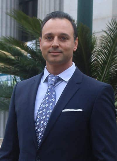 Vic Gellon, Director of Business Development & Corporate Initiatives
