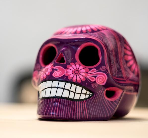 Photo of Mexican Skull for Dia de los muertos
