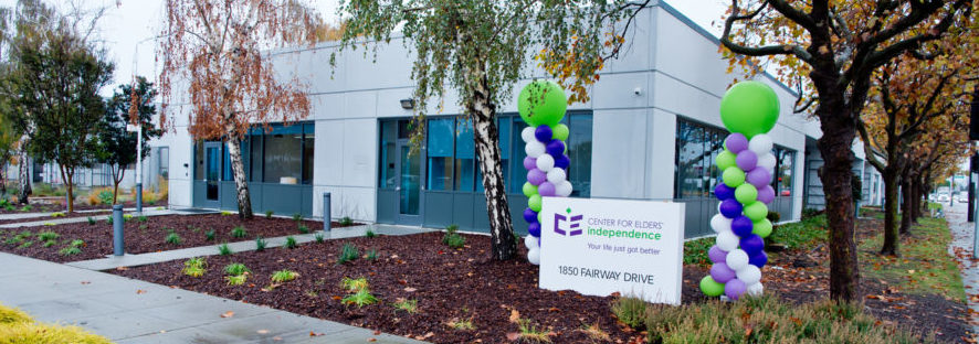 Photo of new PACE center and healthcare clinic for seniors and elderly in San Leandro