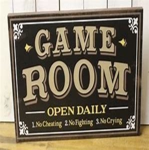 Game Room graphic
