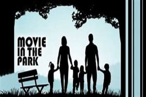 Graphic of Movie in the Park