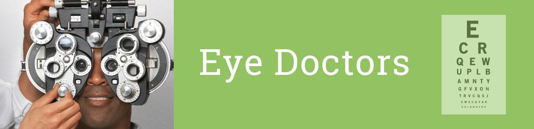 Eye Doctors for Med-Cal