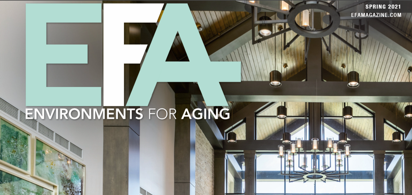 Environments for Aging Masthead
